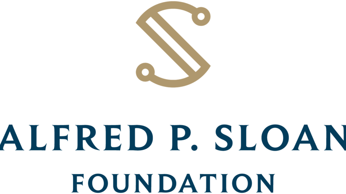 The logo of the Alfred P. Sloan Foundation.